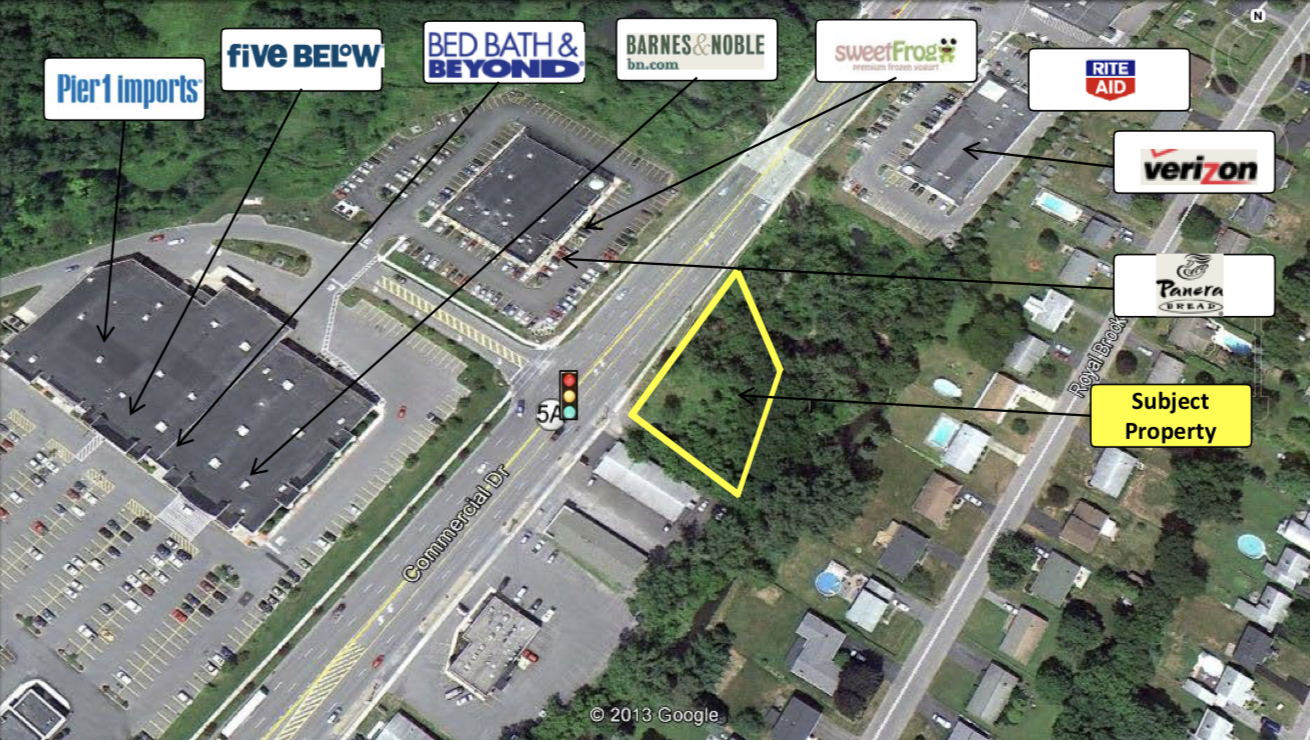 Commercial Drive New Hartford New York Pavia Real Estate