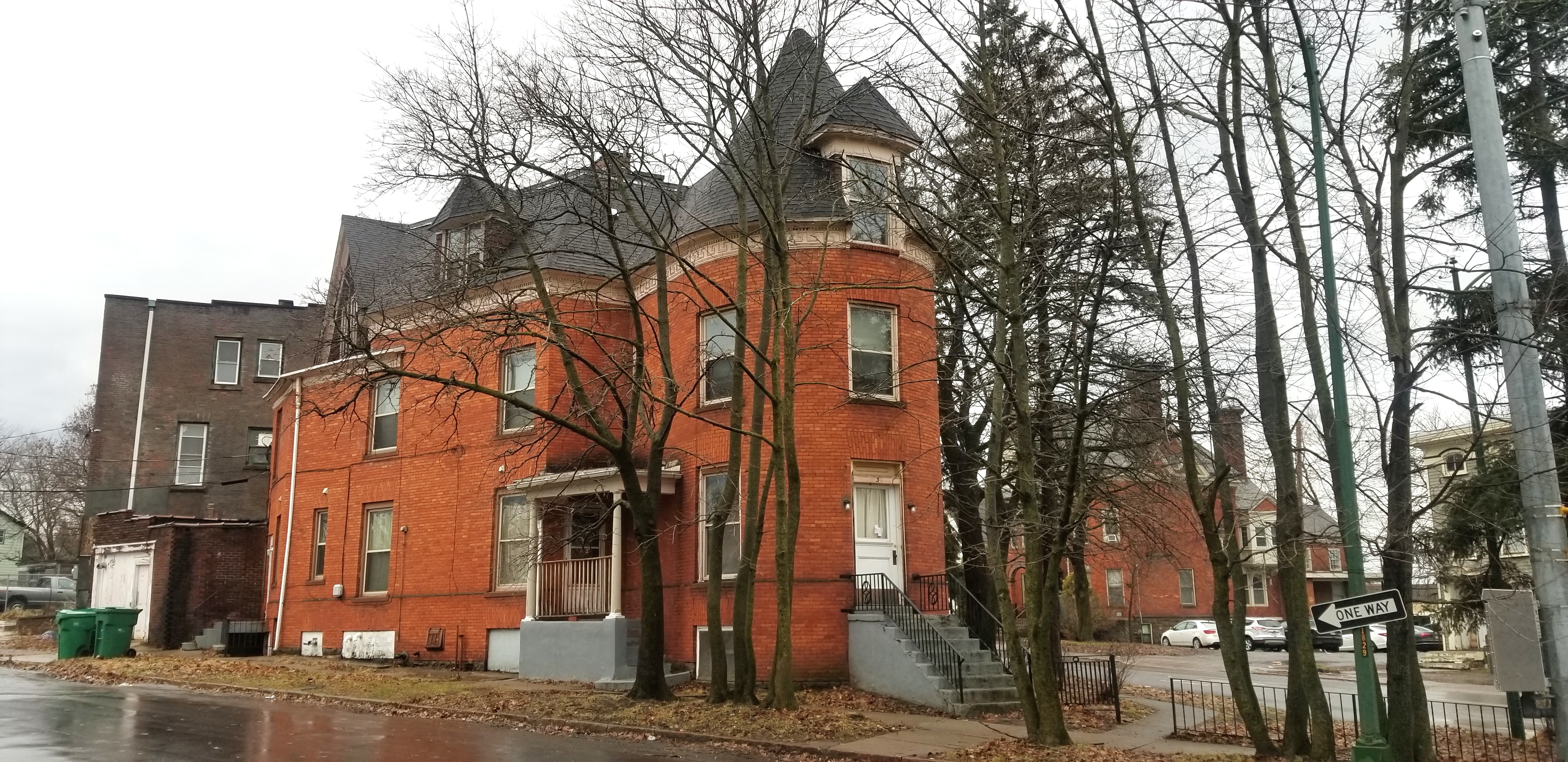 1001 Park Avenue, Utica, New York