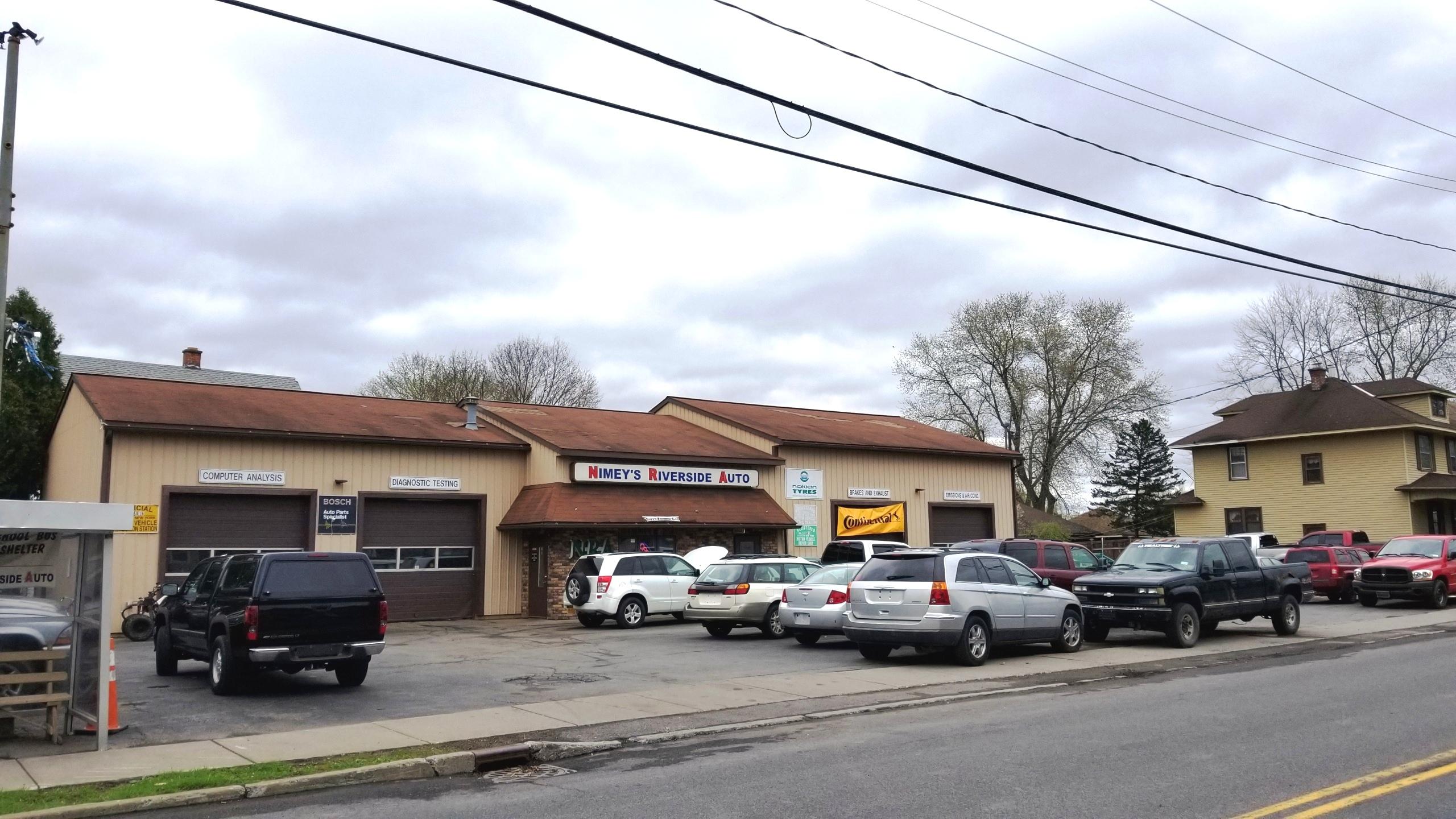 32-38 Whitesboro Street, Yorkville, New York