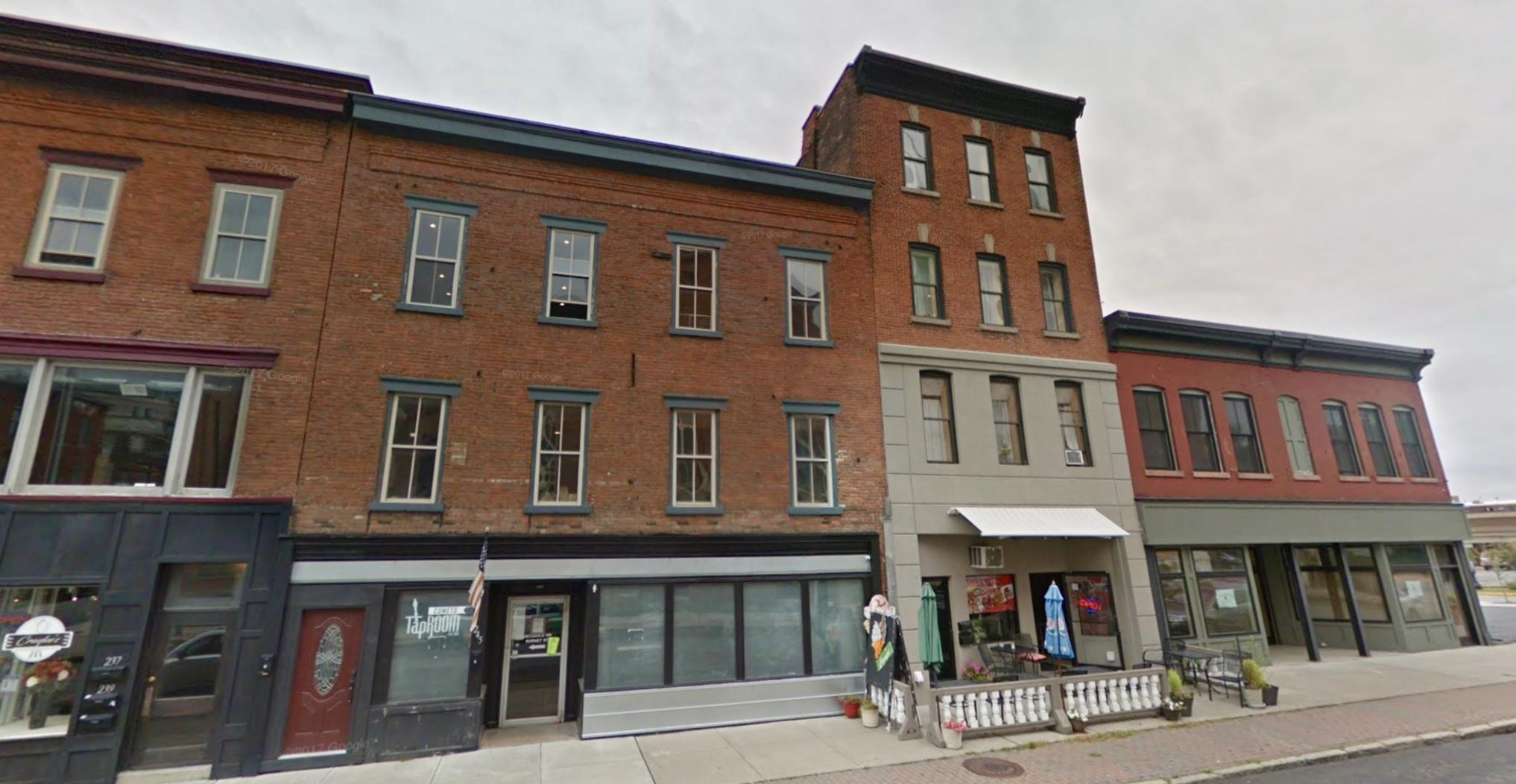 243 Bleeker Street, Utica, New York