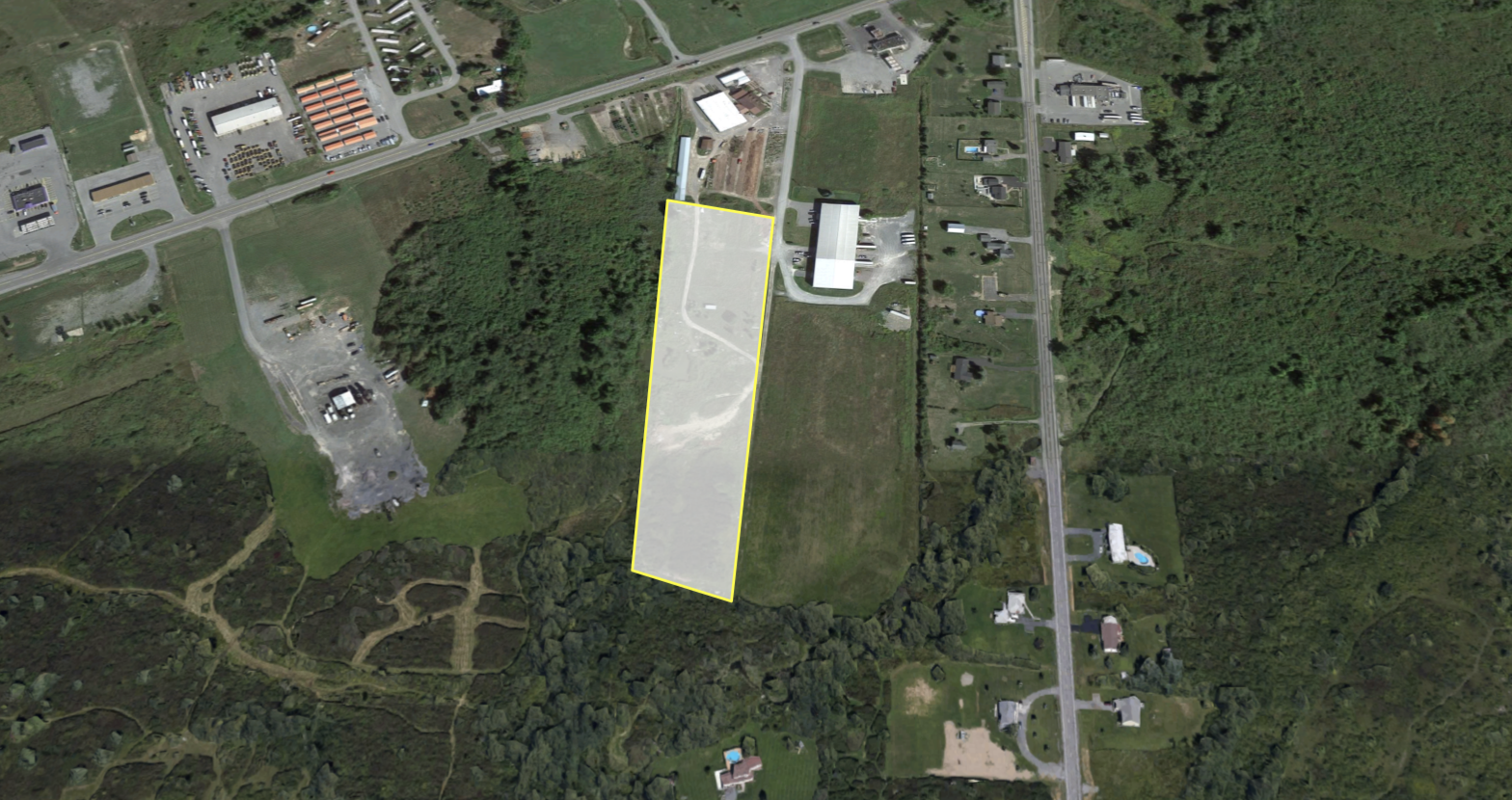 Investors Drive / Industrial Blvd., Pamelia, New York